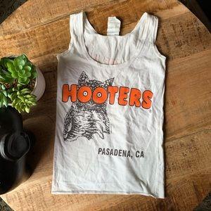 HOOTERS Pasadena Uniform Tank Top